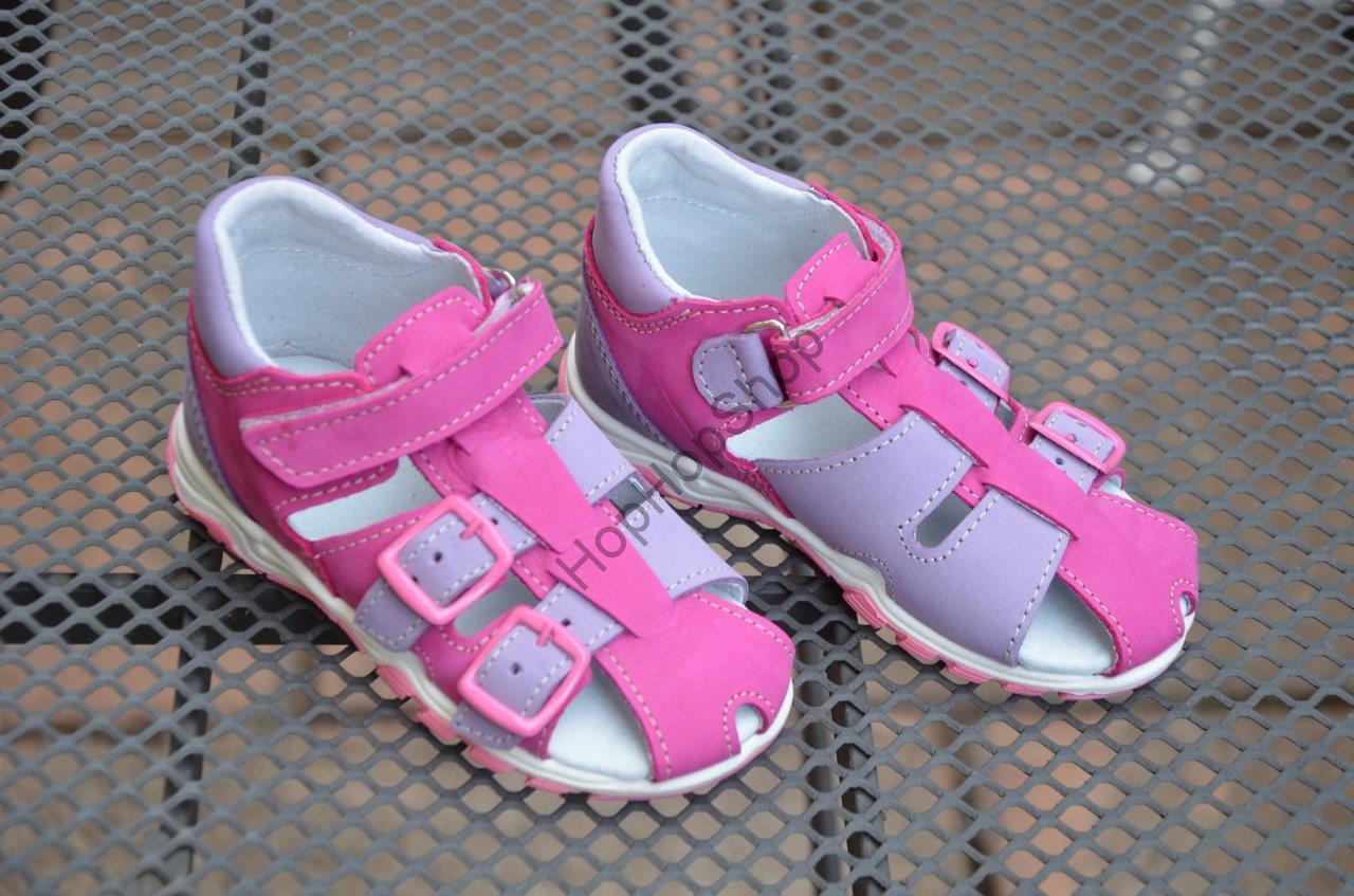0954d0da313 Jonap 017n dětské kožené sandálky